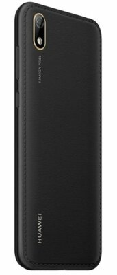 Смартфон Huawei Y5 2/16 2019 (AMN-LX9) Black Faux Leather 6