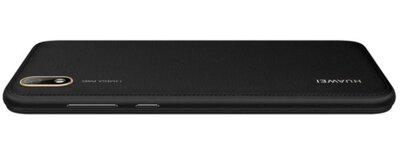 Смартфон Huawei Y5 2/16 2019 (AMN-LX9) Black Faux Leather 8