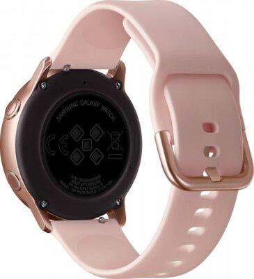 Смарт-годинник Samsung Galaxy Watch Active R500 Gold 4