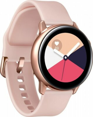 Смарт-годинник Samsung Galaxy Watch Active R500 Gold 5
