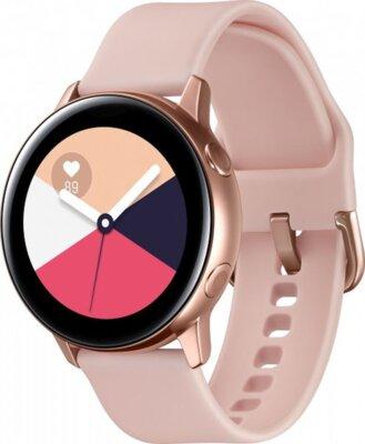 Смарт-годинник Samsung Galaxy Watch Active R500 Gold 6