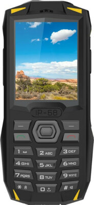Мобильный телефон Blackview BV1000 DS Yellow 1