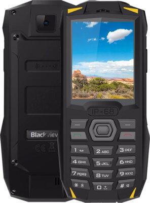 Мобильный телефон Blackview BV1000 DS Yellow 3
