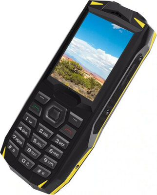 Мобильный телефон Blackview BV1000 DS Yellow 4