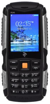 Мобильный телефон 2E R240 DS Black 1