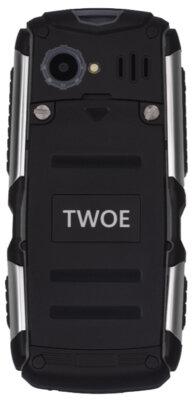 Мобильный телефон 2E R240 DS Black 2