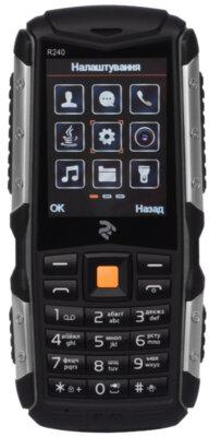Мобильный телефон 2E R240 DS Black 4