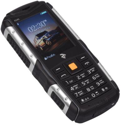 Мобильный телефон 2E R240 DS Black 10