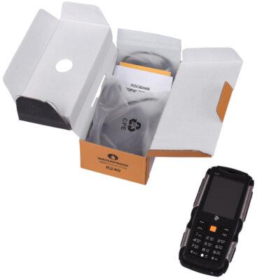 Мобильный телефон 2E R240 DS Black 11