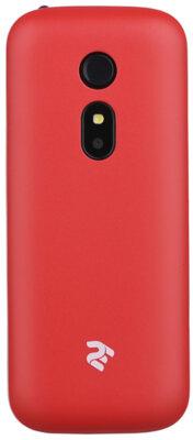 Мобильный телефон 2E E180 2019 DS Red 2