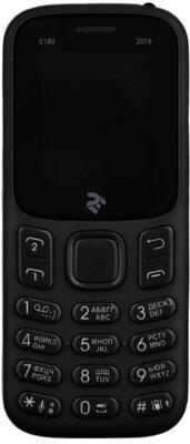 Мобильный телефон 2E E180 2019 DS Black 1
