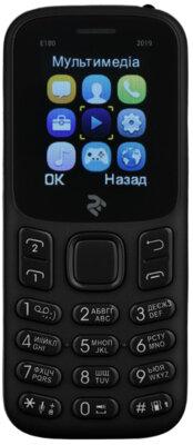 Мобильный телефон 2E E180 2019 DS Black 4