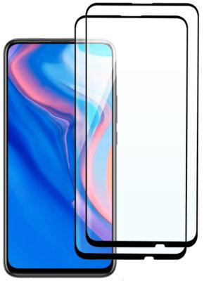 Комплект защитных стекол 2E для Huawei P Smart Z/Y9 Prime (2019) 3D FG Black 1