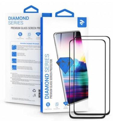 Комплект защитных стекол 2E для Huawei P Smart Z 2.5D FCFG Black Border 1
