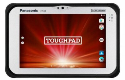 "Планшет Panasonic TOUGHPAD FZ-B2 7"" LTE 2/32Gb Black/Silver 1"