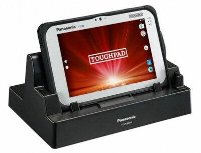 "Планшет Panasonic TOUGHPAD FZ-B2 7"" LTE 2/32Gb Black/Silver 7"