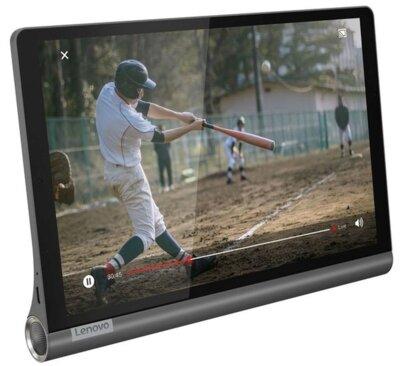 "Планшет Lenovo Yoga Smart Tab 10.1"" WiFi 3/32Gb Iron Grey 4"