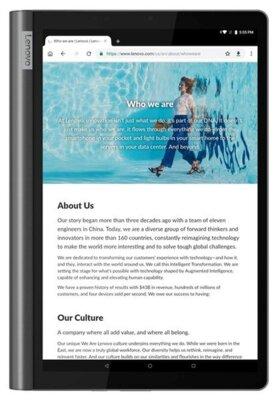 "Планшет Lenovo Yoga Smart Tab 10.1"" WiFi 3/32Gb Iron Grey 7"
