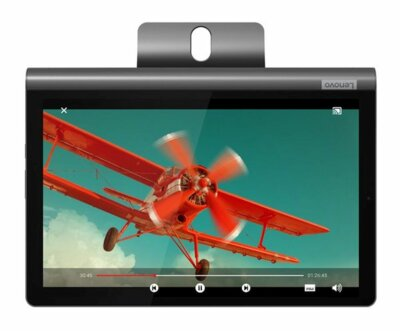 "Планшет Lenovo Yoga Smart Tab 10.1"" LTE 4/64Gb Iron Grey 2"