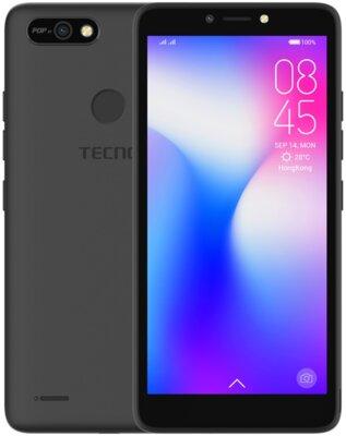 Смартфон TECNO POP 2F (B1F) 1/16GB DS Midnight Black 1