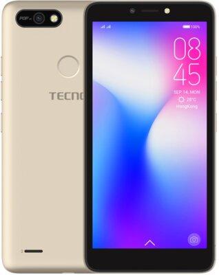 Смартфон TECNO POP 2F (B1F) 1/16GB DS Champagne Gold 1