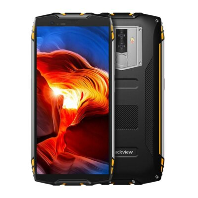 Смартфон Blackview BV6800 Pro 4/64Gb DS Yellow 3