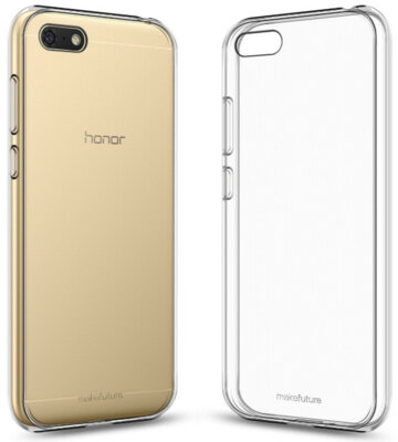 Чехол MakeFuture для Honor 7A Clear Air Case (TPU) 2