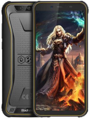 Смартфон Blackview BV5500 2/16Gb DS Yellow 3