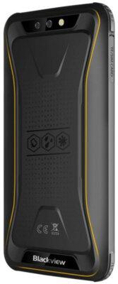 Смартфон Blackview BV5500 2/16Gb DS Yellow 4