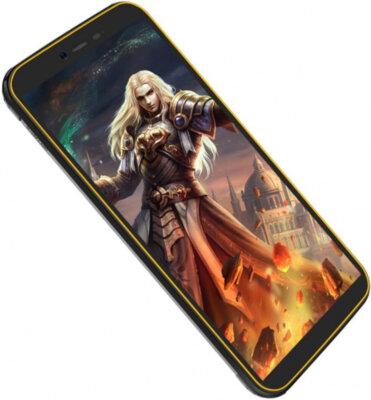 Смартфон Blackview BV5500 2/16Gb DS Yellow 5