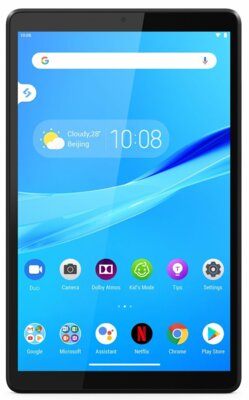 "Планшет Lenovo M8 8"" WiFi 2/32Gb Iron Grey 2"