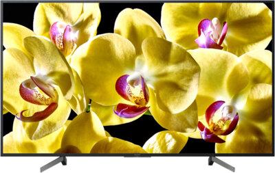 Телевізор Sony KD43XG8096BR Black 2