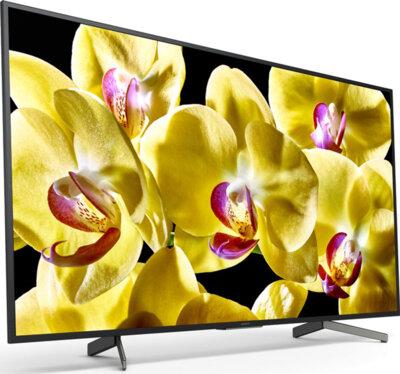 Телевізор Sony KD43XG8096BR Black 3