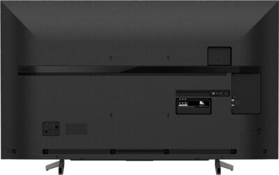 Телевізор Sony KD43XG8096BR Black 6