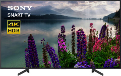 Телевізор Sony KD43XG7096BR Black 1