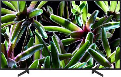 Телевізор Sony KD43XG7096BR Black 2