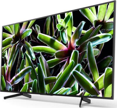 Телевізор Sony KD43XG7096BR Black 4