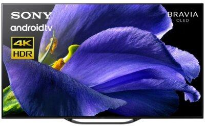 Телевизор Sony KD55AG8BR2 Black 1