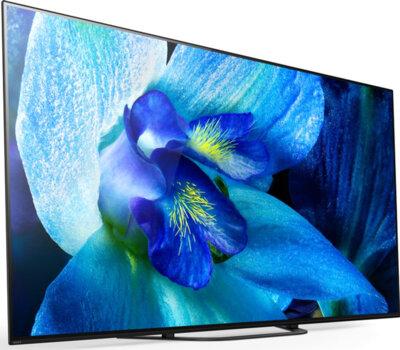 Телевизор Sony KD55AG8BR2 Black 3