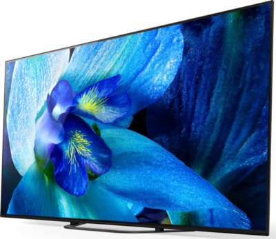 Телевизор Sony KD55AG8BR2 Black 4