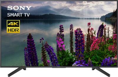 Телевізор Sony KD65XG7096BR2 Black 1