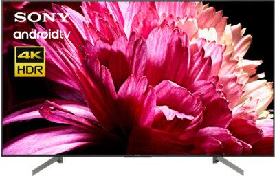 Телевізор Sony KD75XG8596BR2 Black 1