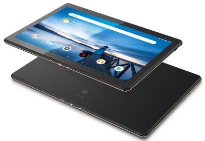 "Планшет Lenovo Tab M10 TB-X505F 10"" WiFi 2/32Gb Slate Black 4"