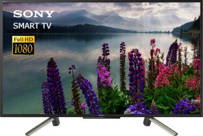 Телевізор Sony KDL43WF665BR Black 1