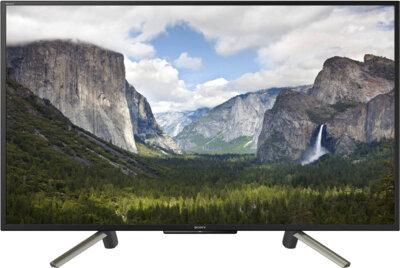 Телевізор Sony KDL43WF665BR Black 2