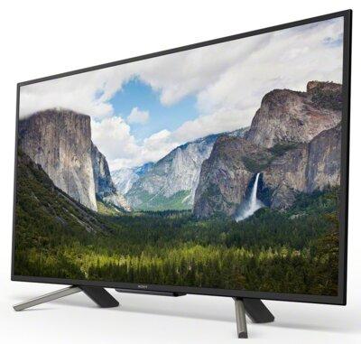 Телевізор Sony KDL43WF665BR Black 4