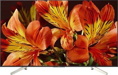 Телевизор Sony KD49XF8596BR Black 1