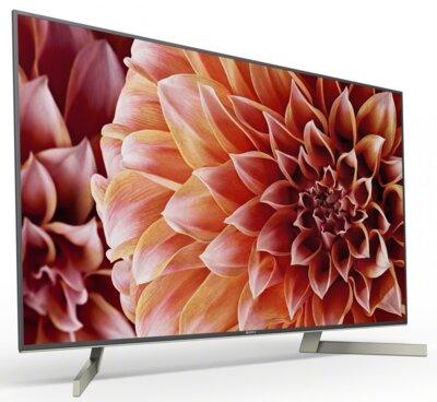 Телевизор Sony KD49XF9005BR Black 2