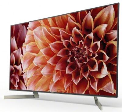 Телевизор Sony KD49XF9005BR Black 3