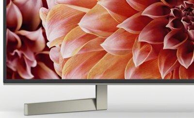 Телевизор Sony KD49XF9005BR Black 4